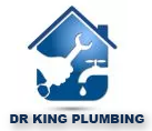 D.R King Plumbing Mobile Logo
